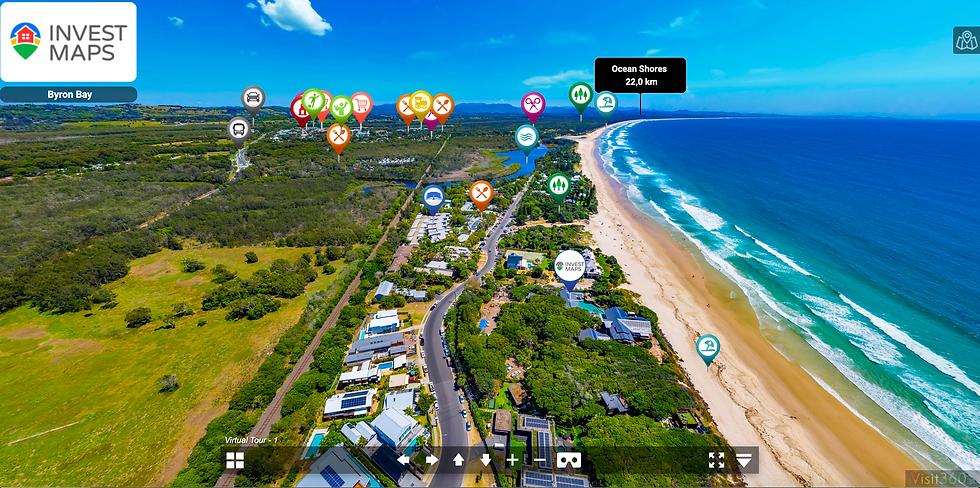 360 Aerial Panoramas