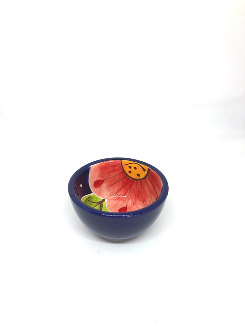 Ceramic Collection - Dipping Bowl 'Smiling Flower'