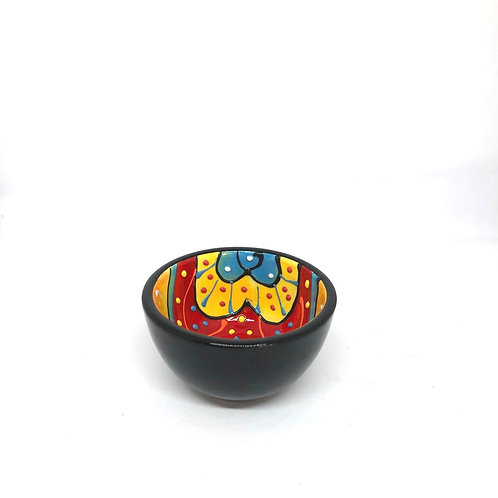 Ceramic Collection - Dipping Bowl 'Dotted Flower'