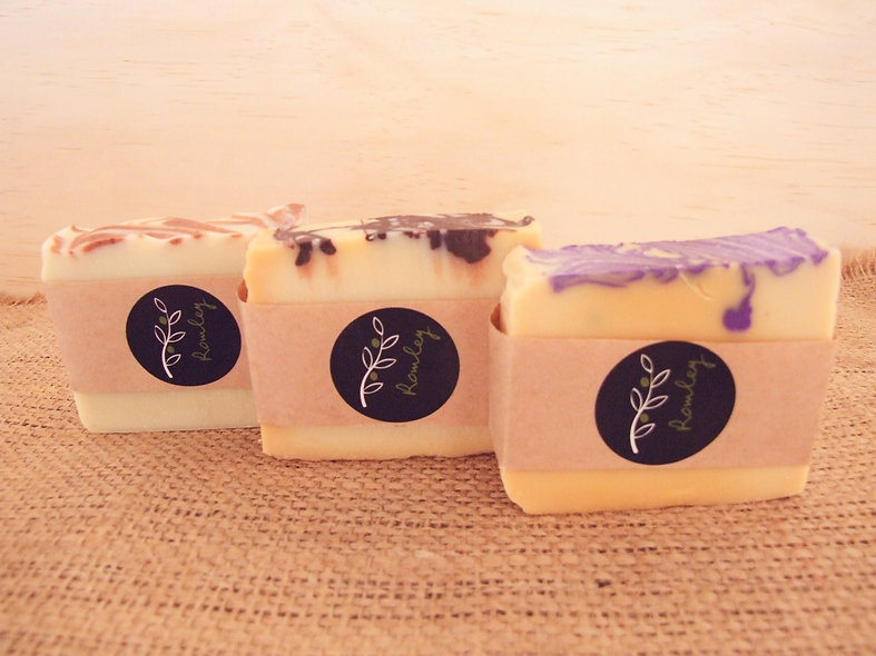 Hand and Body Soap Bars