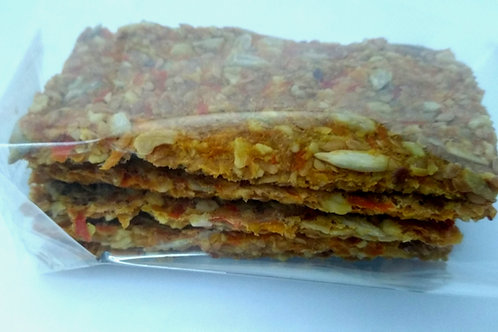 Probiotic Live Kraut Crackers