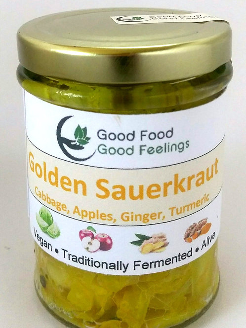 Golden Sauerkraut