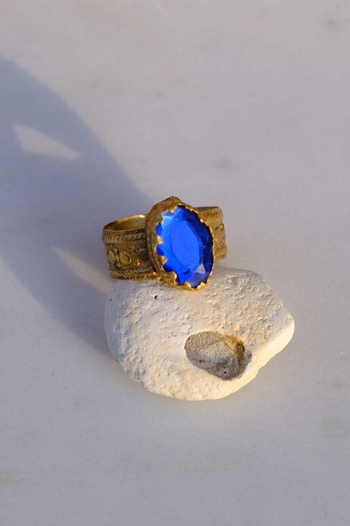 Ring 5 - UK Size N/O or US Size 7/7.5