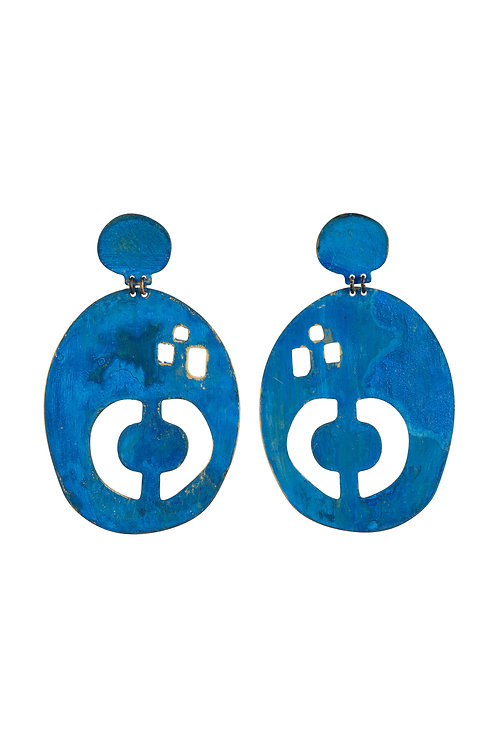 Calvino Vase Earrings
