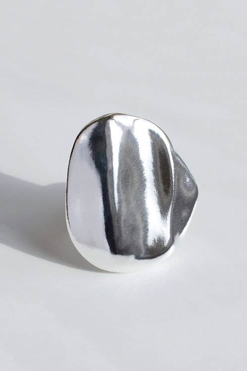 The Wishing Stone Ring Eco-friendly Silver