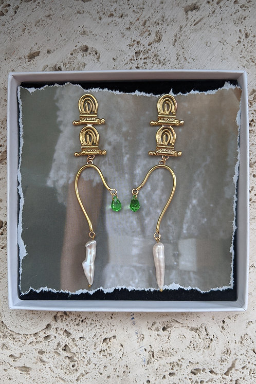 WS — The Aerial Earrings * from *