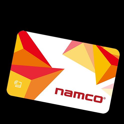 NAMCO $1000 會員卡