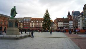 Strasbourg, France-Noel Pazarları