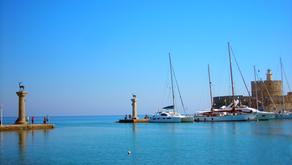 Rodos,  Yunan Adaları I