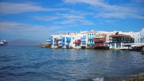 Mykonos, Yunan Adaları II