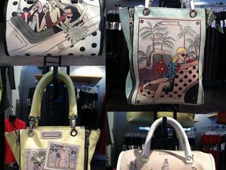 New Barbara Rihl Handbags at C.T. Weekends