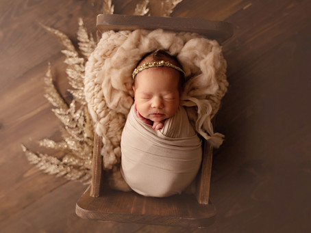 2019 New Years Utah Newborn Session