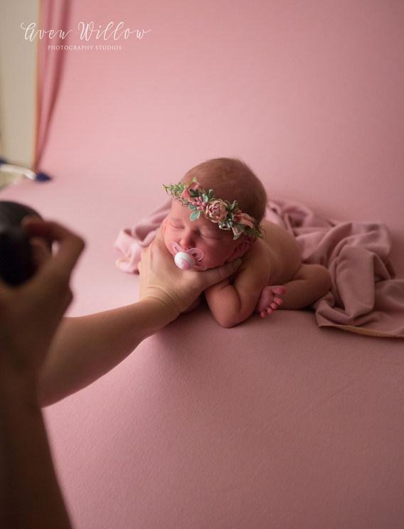 salt lake newborn photographer