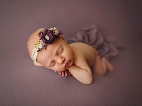 Utah Newborn Photography Session