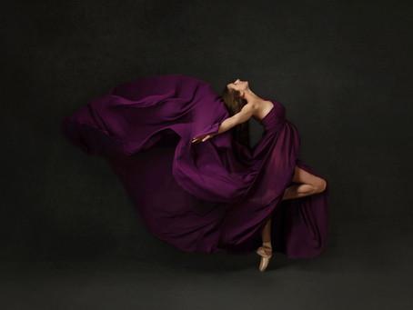 Stunning Utah Maternity Session - Allison DeBona & Rex Tilton - Utah Ballet West