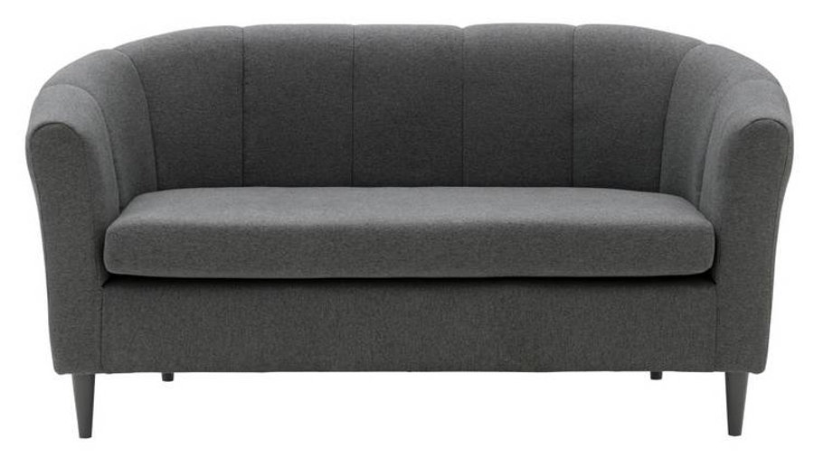Habitat Ayres 2 Seater Fabric Sofa