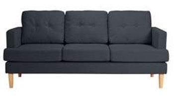 Habitat Joshua 3 Seater Fabric Sofa