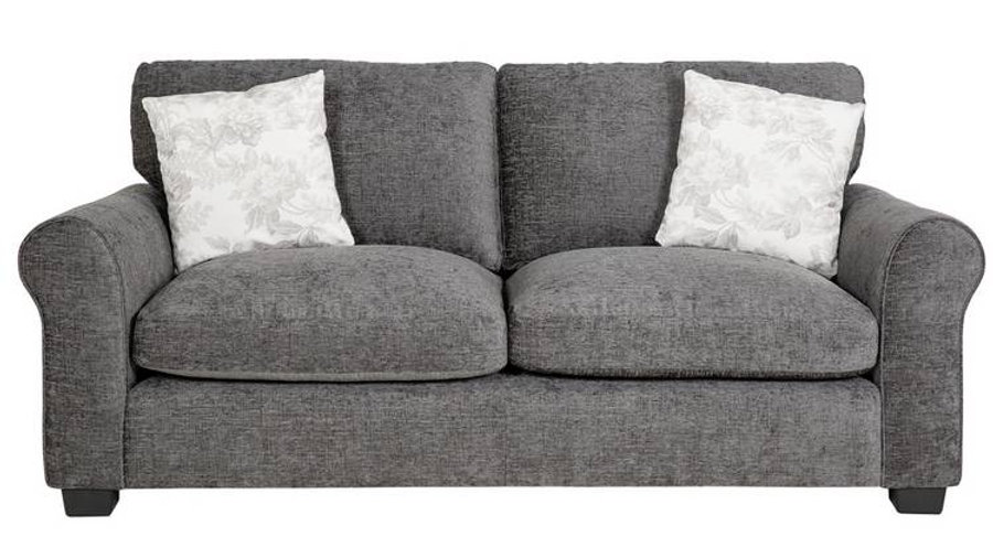 Tammy 3 Seater Fabric Sofa