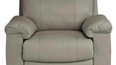 New Paolo Recliner Chair Grey