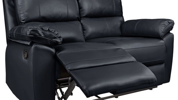 Toby 2 Seater  Recliner Sofa