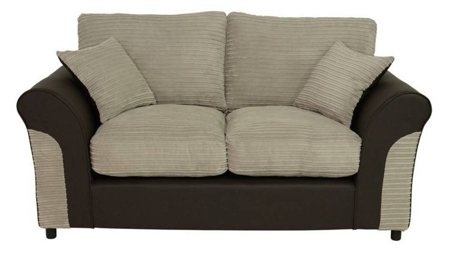 Harry 2 Seater Fabric Sofa Bed