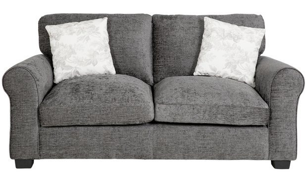Tammy 2 Seater Fabric Sofa Bed