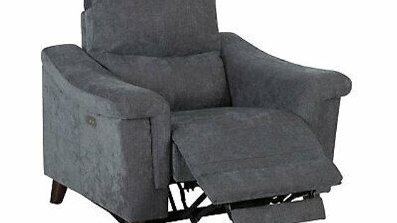 Pepper Recliner Chair Charcoal