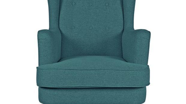 Habitat Callie Fabric Wingback Chair