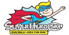 Superhero 5K Fun Run: April 9th