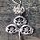 Thumbnail: Claddagh Shamrock Pendant