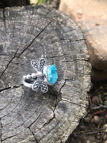 Rough Apatite Dragonfly