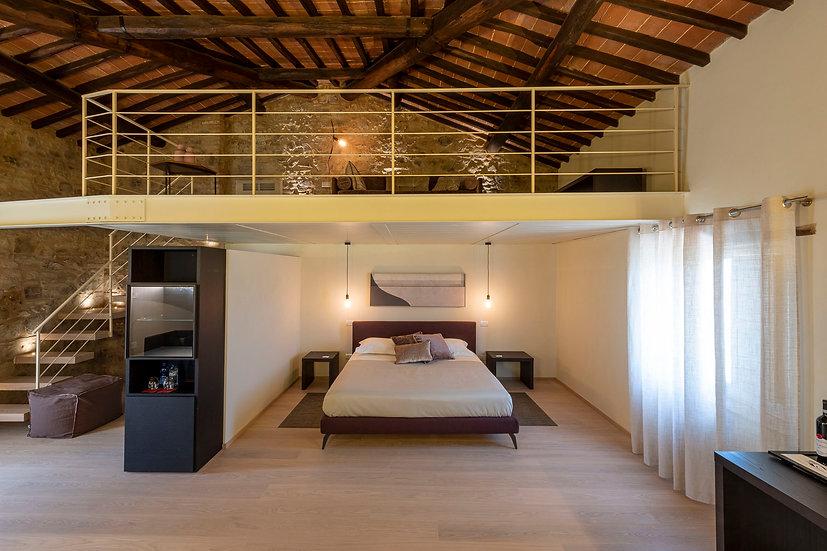 Soggiorno in Suite, Visita & Degustazione e Relax