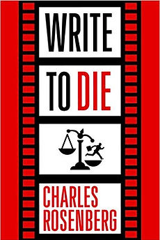 Write to Die Novel Cover
