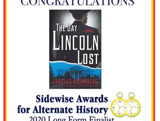 2020 Sidewise Award Finalist