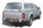 STEED DOUBLE CAB LOW-LINE BEEKMAN CANOPY