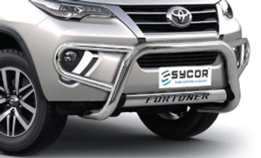 Tri-Bumper Stainless Steel