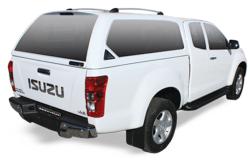 BEEKMAN CANOPY ISUZU EXTENTED CAB EXECUTIVE 2016