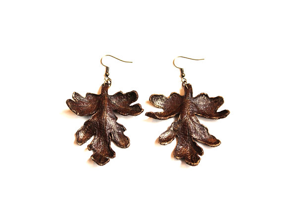 Rose Geranium Earrings