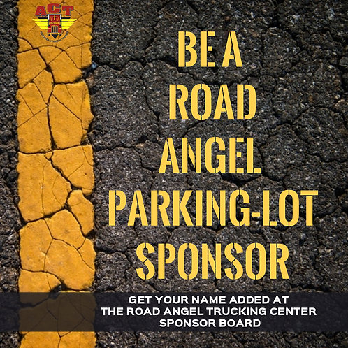 ACT's Road Angel Parking Lot Sponsor