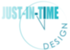JUST-IN-TIME DESIGN logo