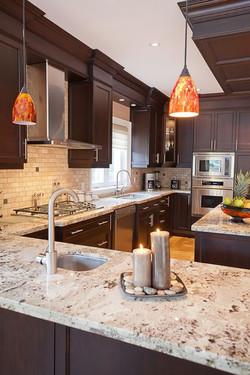 granite kitchen ouray co