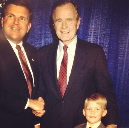Always my favorite #TBT #Bush #thousandp