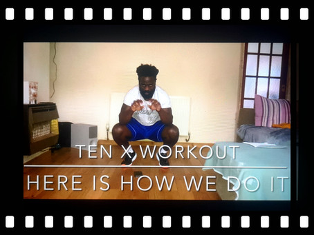 TEN X WORKOUT