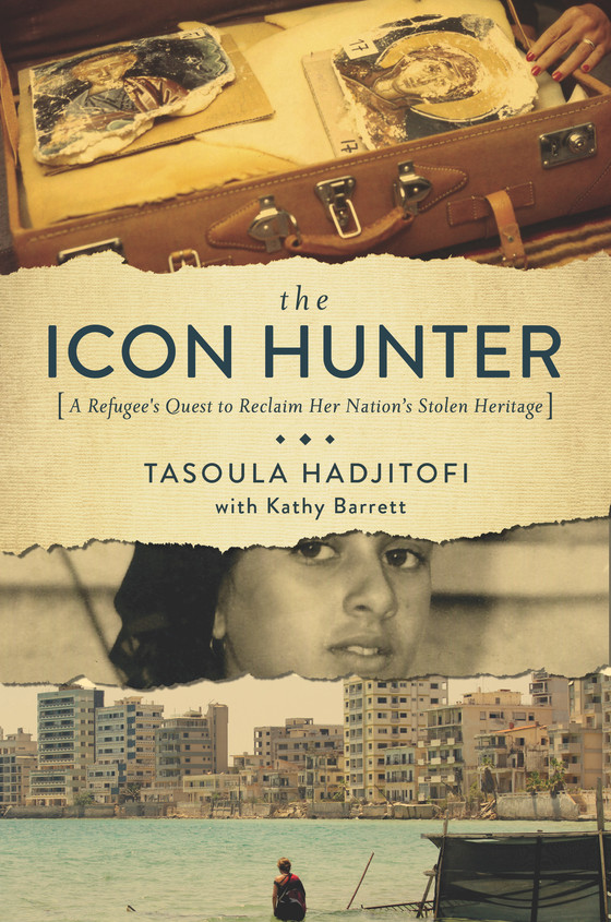 The Icon Hunter is always on the move. For information: http://www.tasoulahadjitofi.com/