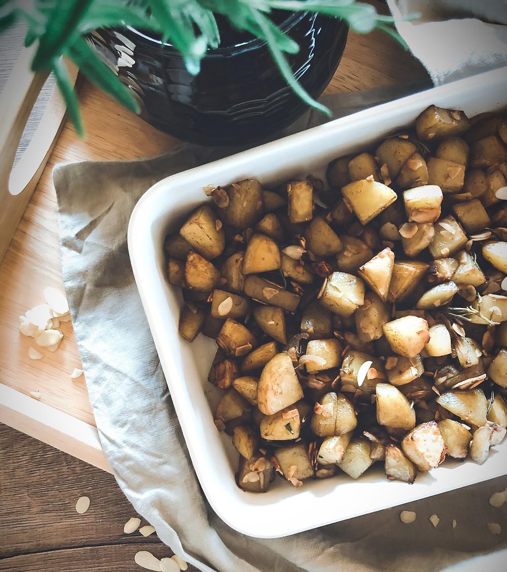 focusflowfood focus flow food ofenkartoffel gesund rezept knusprig lecker einfach