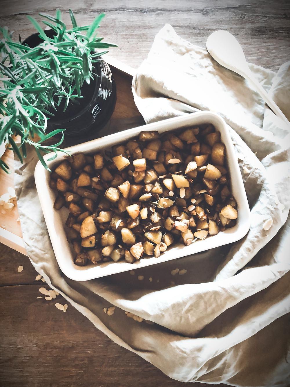 focusflowfood focus flow food ofenkartoffel gesund rezept knusprig lecker