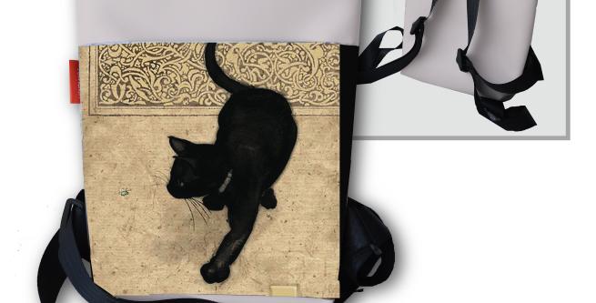 Zaino Black cat
