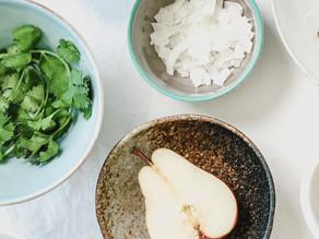 Notes On Ingredients, Food Prep & Cooking