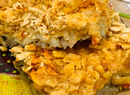 Pimento Cheese Tater Bake