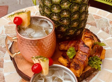 KY Mule--gettin' tropical?